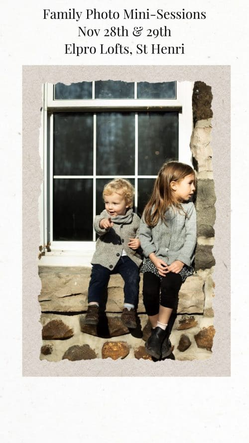 Family Photo Mini Sessions