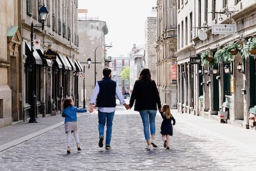 Family photographer montreal